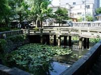 旧岡山藩藩学跡