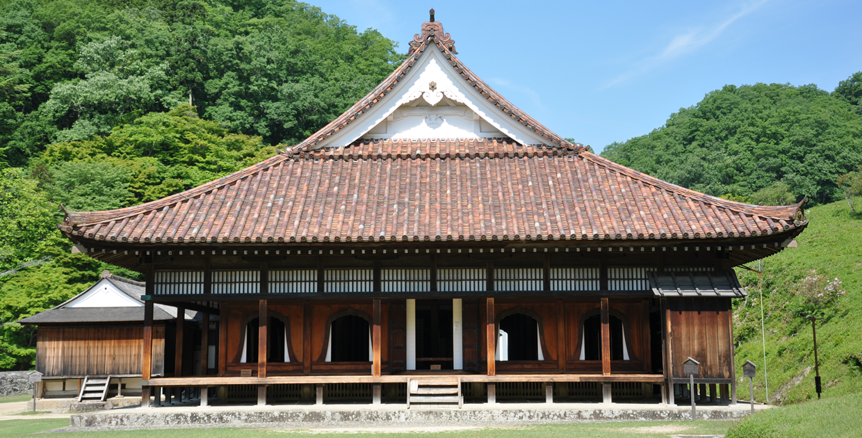 Core properties aiming for World Heritage status