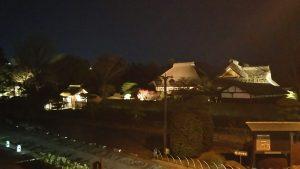 夜景・復原建物写真