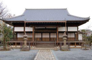 長福寺本堂写真