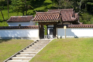 閑谷学校閑谷神社
